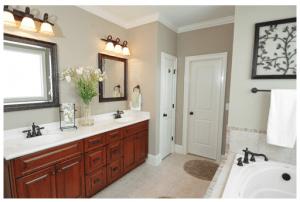 Large Bathroom Remodeling