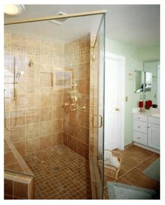 Bathroom Wall Designing