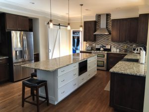 Kitchen Appliance & Lighting Upgrades