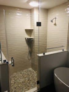 Bathroom Tile, Floor, and Fixture Upgrades