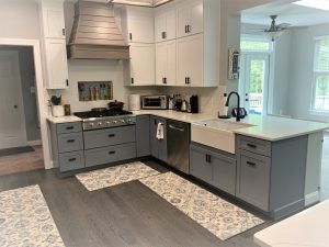 professional kitchen upgrade in maryland